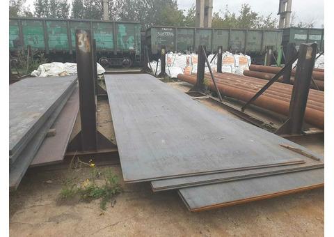 Лист сталь для мостостроения 10ХСНД